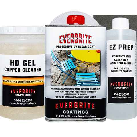 Everbrite Kit 16 oz with Gel