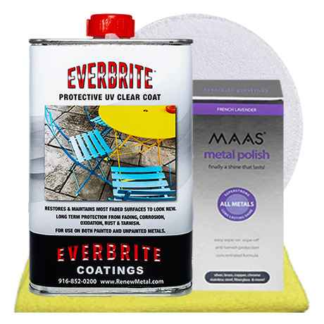 Everbrite Kit 16 oz with Polish