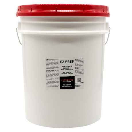 EZPrep 5 Gallon Cleaner and Neutralizer