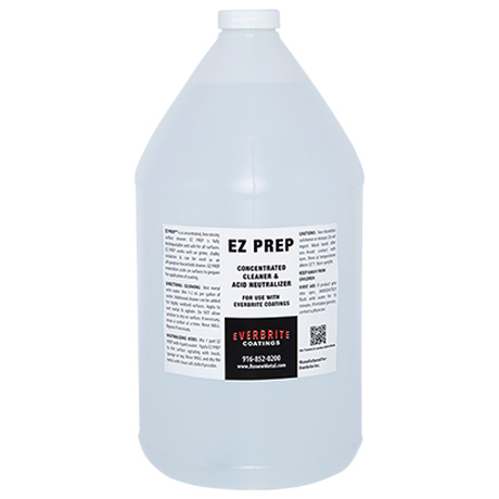 EZPrep 1 Gallon Cleaner and Neutralizer