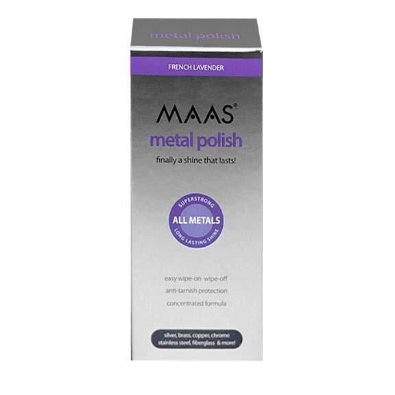 MAAS 4 oz Concentrated Creme Polish