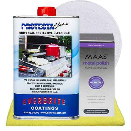 ProtectaClear Kit 16oz with Polish