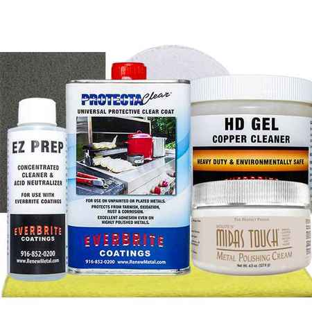 ProtectaClear Sink Kit Pint with Gel and Polish