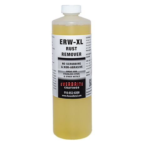 Stainless Steel Rust Remover 16 oz