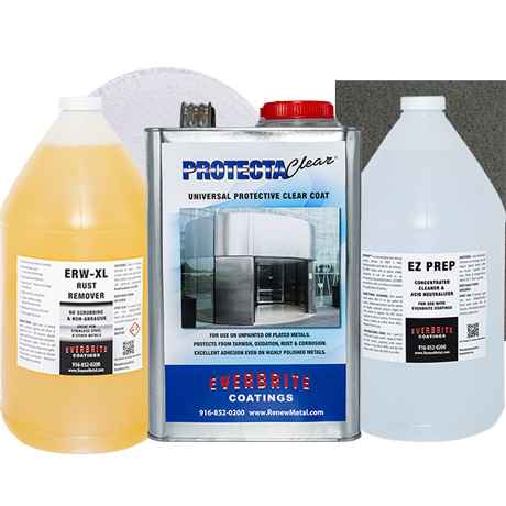 Stainless Steel Gallon Kit
