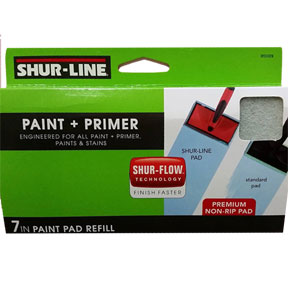 Shurline 7-inch Paint Pad Refill